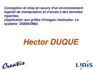 Hector DUQUE