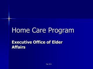 Home Care Program