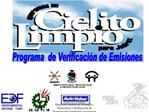 Inventario de emisiones a la atm sfera por sector en Ciudad Ju rez