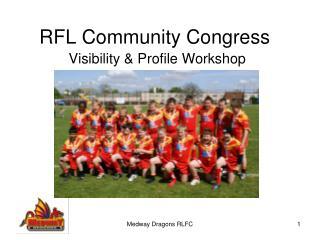 RFL Community Congress