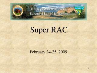Super RAC