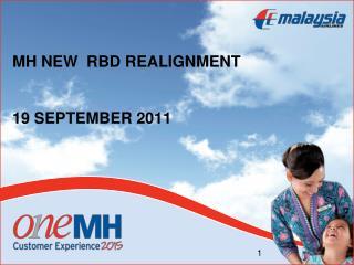 MH NEW   RBD REALIGNMENT 19  SEPTEMBER 2011