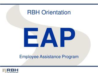 RBH Orientation