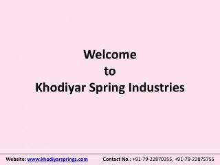 Shaped Wire Springs   Shaped Wire Springs Manufacturer