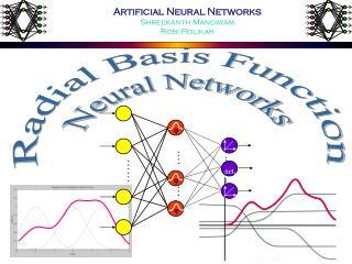 Artificial Neural Networks Shreekanth Mandayam Robi Polikar