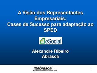 A  Visão  dos  Representantes Empresariais : Cases de  Sucesso  para  adaptação ao  SPED