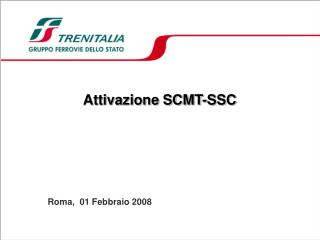 Roma,  01 Febbraio 2008