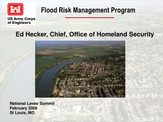 Flood Risk Management Program