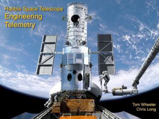 Hubble Space Telescope Engineering Telemetry