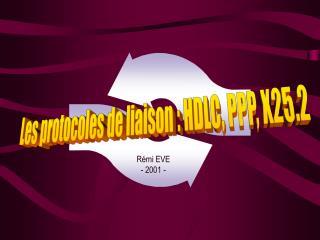 Rémi EVE - 2001 -