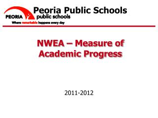 NWEA – Measure of Academic Progress