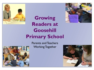 Developing Comprehension with Picture Books