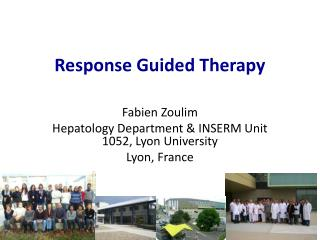 Response Guided Therapy