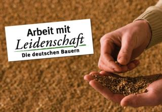 Für eine starke Agrarpolitik.