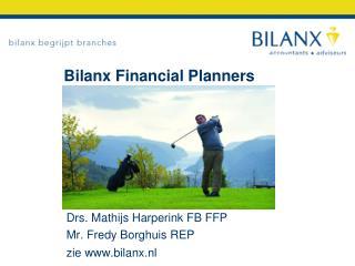 Bilanx Financial Planners