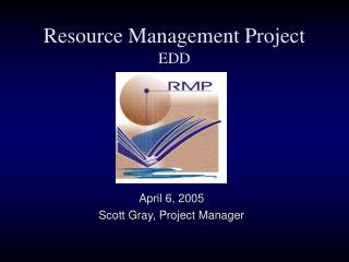 Resource Management Project