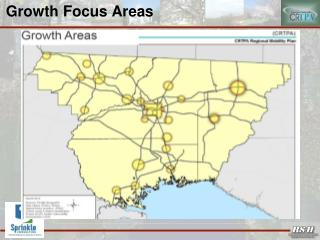 Growth Focus Areas