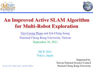 An Improved Active SLAM Algorithm for Multi-Robot Exploration