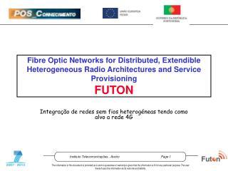 Integração de redes sem fios heterogéneas tendo como alvo a rede 4G