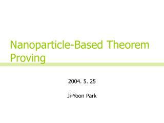 2004. 5. 25  Ji-Yoon Park