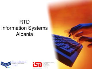 RTD  Information Systems Albania