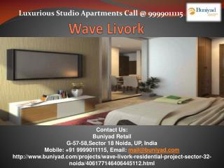 Wave Livork - New Project Launch by Wave Infratech
