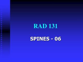 RAD 131
