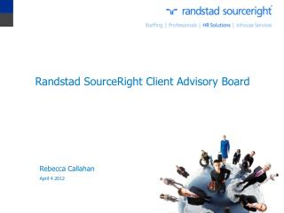 Randstad SourceRight Client Advisory Board