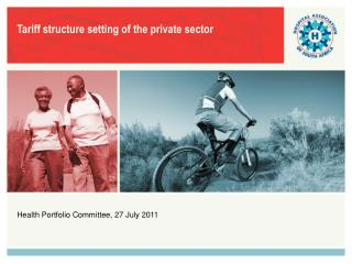 Tariff structure setting of the private sector