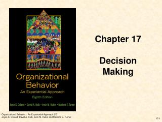Chapter 17 Decision        Making