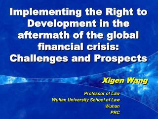 Xigen Wang