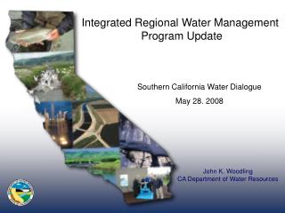 John K. Woodling CA Department of Water Resources