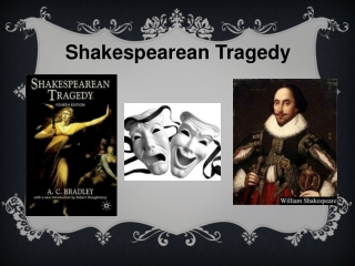 Shakespearean Tragedy