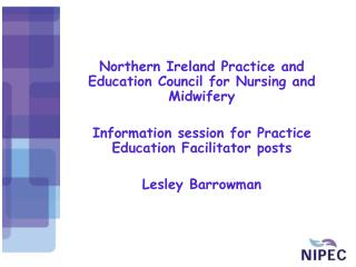 Northern Ireland Practice and Education Council for Nursing and Midwifery