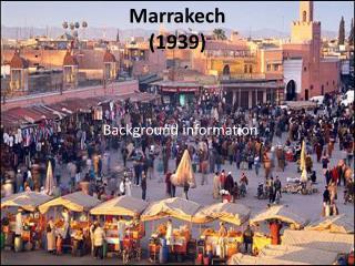 Marrakech  (1939)