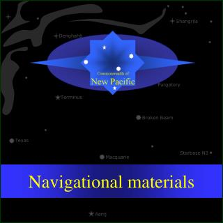 Navigational materials