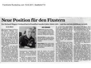 Frankfurter Rundschau vom 15.02.2011, Stadtteile F10