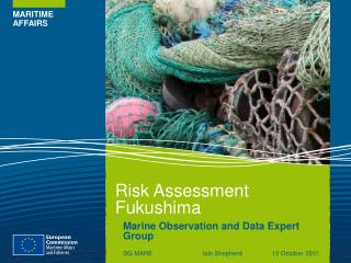 Risk Assessment Fukushima