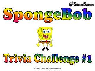 Trivia Challenge 1
