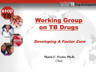 Working Group on TB Drugs