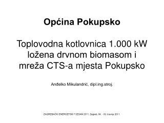 Općina Pokupsko