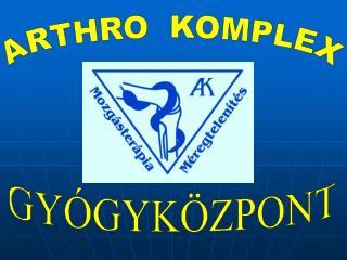 ARTHRO  KOMPLEX
