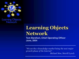 Learning Objects Network