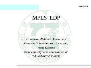 MPLS  LDP draft-ietf-mpls-ldp-06.txt
