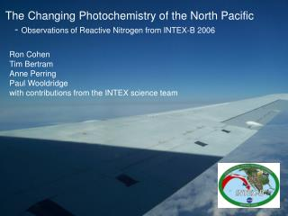The Changing Photochemistry of the North Pacific