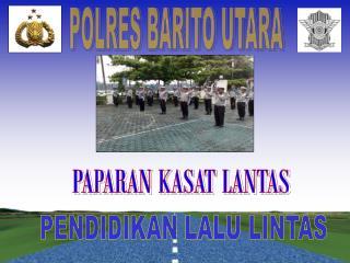 PAPARAN KASAT LANTAS