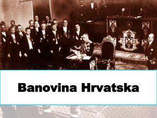 Banovina Hrvatska