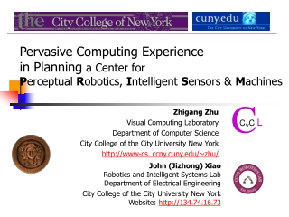 Robotics, Intelligent Sensing and Control: New Directions in Research and Education