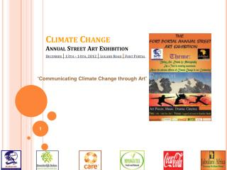 � Communicating Climate Change through Art �