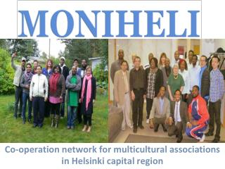 Co-operation network for multicultural associations in Helsinki capital region